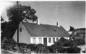 Oubjerggård, Bygaden 29, 1950