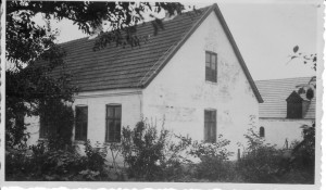 Børret, Østre Færgevej 50, 1950