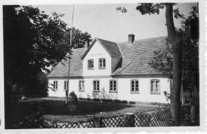 Brøndsøgård, Bygaden 27,1950