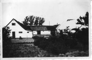 Brogården fra SØ, Brøndevej 61, 1950
