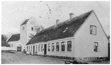 Bybjerg skole ca. 1910