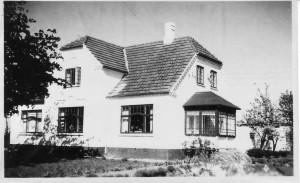 Bybjerggård, Bybjerggårdsvej 3, 1950