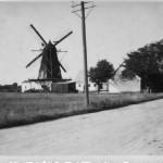 Ejendomsfoto, Brøndevej 34, Lillemøllen fra SØ, 1941