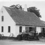 Ejendomsfoto, Bygaden 13, Smedjen, 1950
