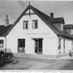 Ejendomsfoto, Bygaden 15, Købmand, 1950