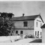 Ejendomsfoto, Bygaden 25, Brugsforeningen, 1950