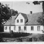 Ejendomsfoto, Bygaden 27, Brøndsøgård, 1950