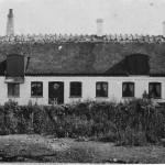 Ejendomsfoto, Bygaden 2 a, Bageriet omkring 1900