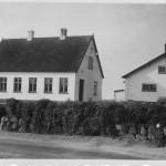 Ejendomsfoto, Bygaden 34, Elektricitetsværket, 1950