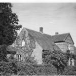 Ejendomsfoto, Bygaden 55, lægeboligen, 1950