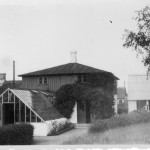 Ejendomsfoto, Bygaden 61, Gartnerhuset, 1950