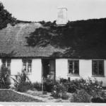 Ejendomsfoto, Bygaden 74, Friskolen, 1950