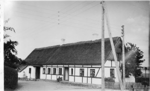 Færgehuset, Østre Færgevej 67, 1950