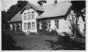 Gamløsegård, Bygaden 87, 1950