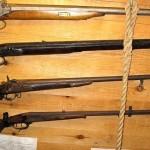 Orø Museum, geværer