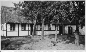Kanehøj, Salvigvej 6, 1950