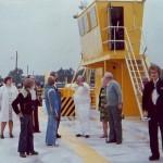 Østre Færge - Karen Orø færgeindvielse, 26. juli 1978