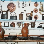 Orø Museum, køkken