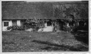 Kongshøjgård, Bygaden 89, 1950