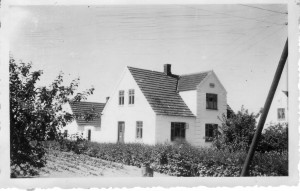 Bybjerghus, Bygaden 26, 1950