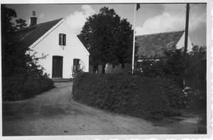 Lindely fra SØ, Kattekærstrædet 18, 1950