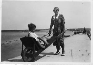 Molen ved Snave 1941
