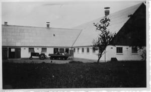 Næsgården, avlsbygninger, Næsgårdsvej 12, 1950