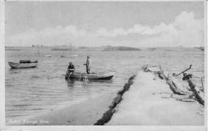 Østre Færge omkring 1930