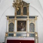 Orø Kirkes altertavle
