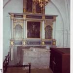 Orø Kirke, den gamle altersten