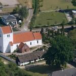 Orø Kirke og præstegård, 2008