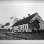Bybjerg Skole ca 1915