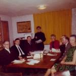 Orø Sogneråd i slutningen af 1960erne