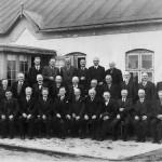 Orø Sognerådsmedlemmer 1941 100 års jubilæum