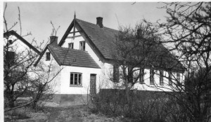 Petersminde, Bygaden 2, 1950