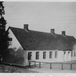 Skoleudstilling - Bygaden 50 Orø Skole 1950