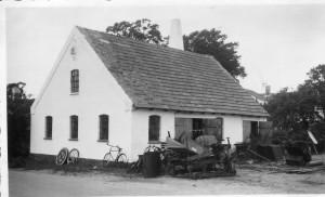Smedjen, Bygaden 13, 1950