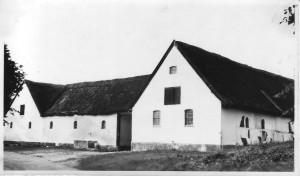 Stauningsgården fra nord, Østre Færgevej 6, 1950