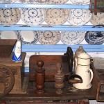 Orø Museum, tallerkner