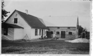 Urtehaven, Langdal 5, 1950