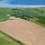 Vikingeudstilling - vikingelandingspladsen i Salvig med Sjælkærgård